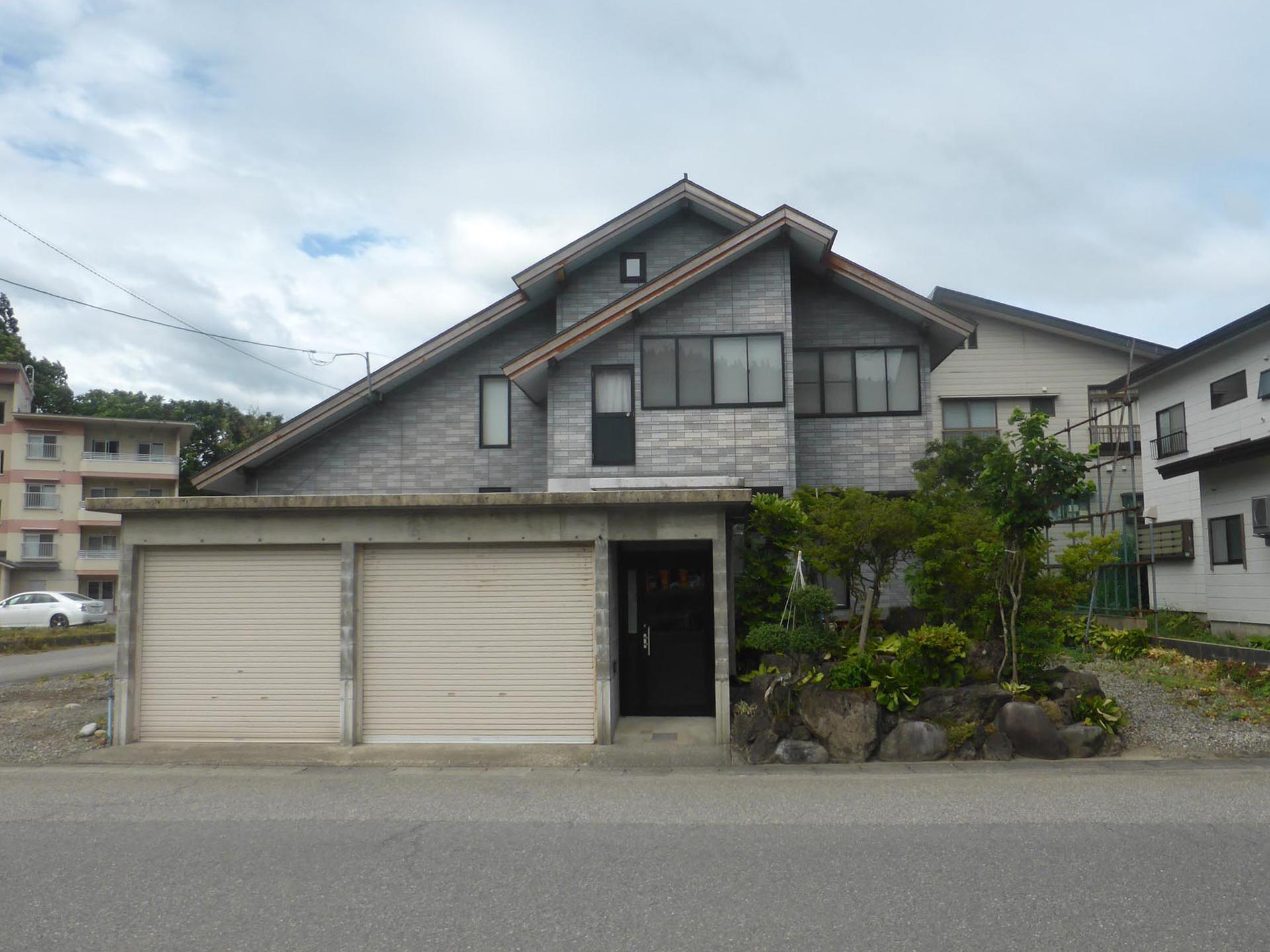 小坂町 Y邸