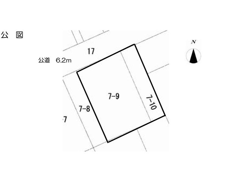 兵庫舘1丁目 売地 02